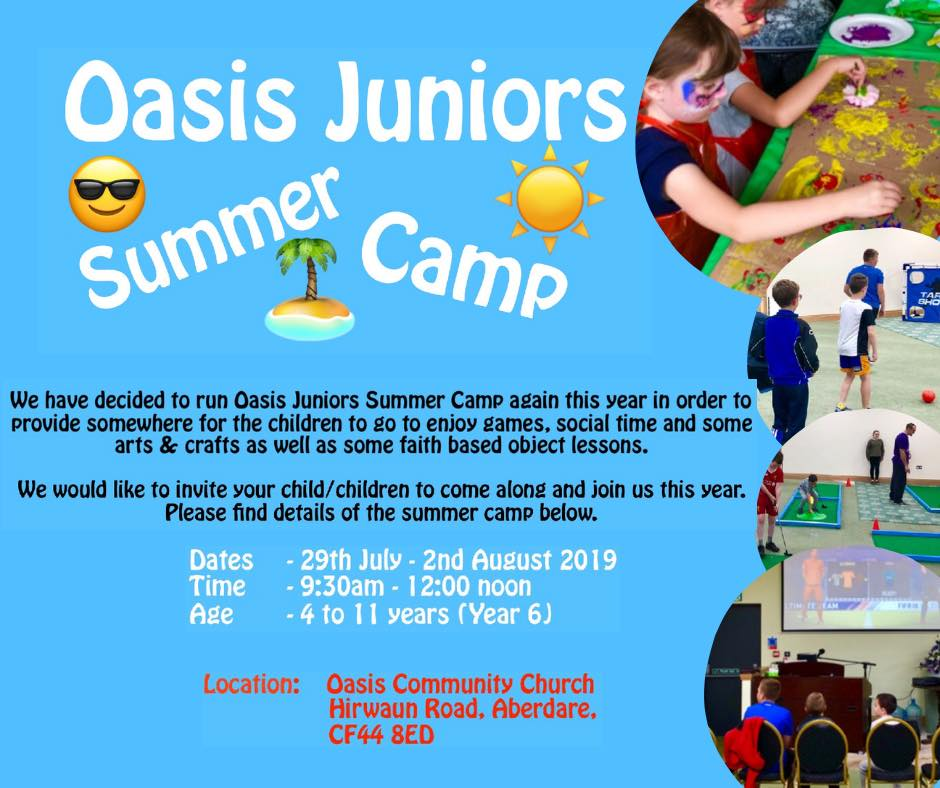 Oasis Youth – Oasis Community Church